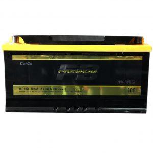FireBall 100 Ah 850A Premium Ca/Ca