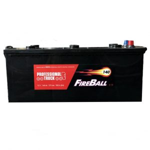 FireBall 140 Ah 900A Econom 6-CT 12V