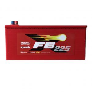 FireBall 225 Ah 1500A Standart Hybrit 12V