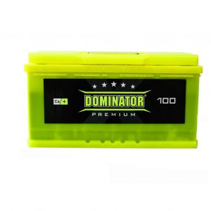 Dominator 100 Ah 850A Premium Ca/Ca