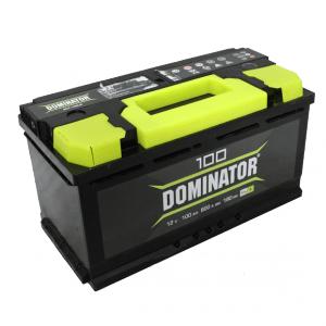 Dominator 100 Ah 800A Standart 12V