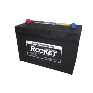 Rocket 120Ah 1000A SMF Asia 12V 6CT-120