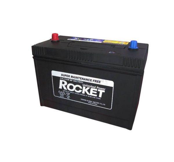 Rocket 120Ah 1000A SMF Asia 12V 6CT-120