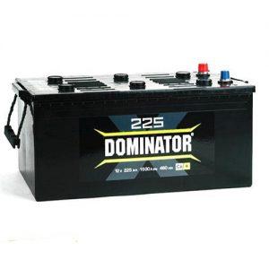 Dominator 225 Ah 1500A Standart 12V