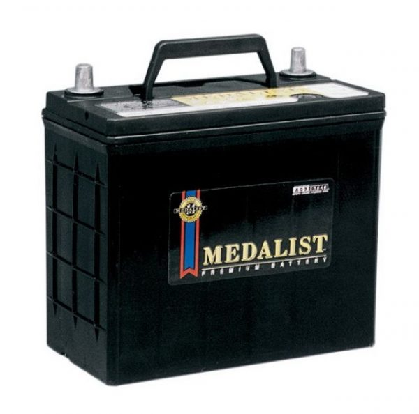 Medalist 40Ah 350A 6СТ-40 K Asia 12V