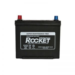 Rocket 45Ah 430A SMF Asia 12V 6CT-45