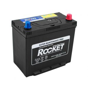 Rocket 55Ah 470A SMF Asia 12V 6CT-55