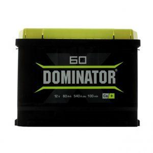 Dominator 60 Ah 540A Standart Ca/Ca