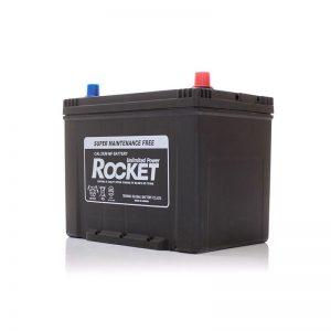 Rocket 70Ah 600A SMF Asia 12V 6CT-70