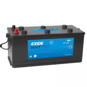 Exide Start Pro 140-Ah 800-A 12-V Evro