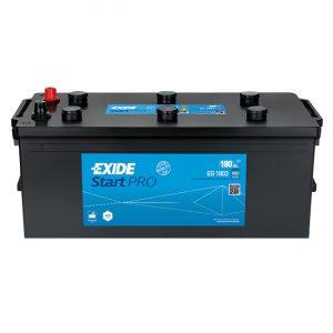 Exide Start Pro 180-Ah 1100-A 12-V Evro