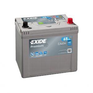 Exide Premium 65-Ah 580-A 12-V Asia