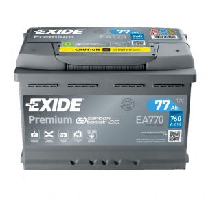 Exide Premium 77-Ah 760-A 12-V Evro
