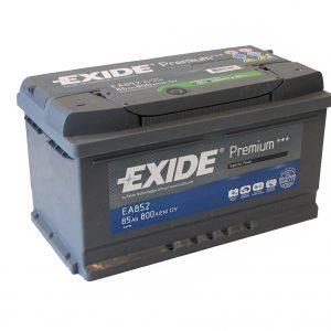 Exide Premium 85-Ah 800-A 12-V Evro