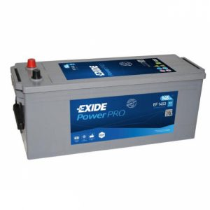 Exide Power Pro 145Ah 900A 12V Evro