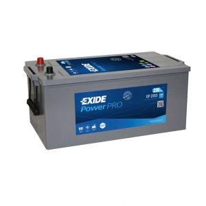 Exide Power Pro 235Ah 1300A 12V Evro