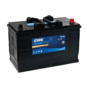Exide Power Pro 110Ah 950A 12V Evro