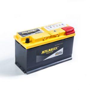 Atlas BX AGM Start-Stop 70Ah 760А Euro