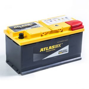 Atlas BX AGM Start-Stop 95Ah 850А Euro