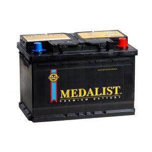 Medalist 70Ah 660A EFB Start-Stop EU
