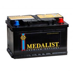 Medalist 80Ah 770A EFB Start-Stop EU