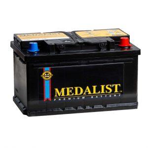 Medalist 90Ah 850A 6СТ-90 K Evro 12V
